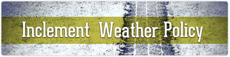 inclement weather policy I purpose: to provide guidance to student and partnering agency faculty in case of inclement weather ii procedure: a for ru west clinical simulation center (csc.